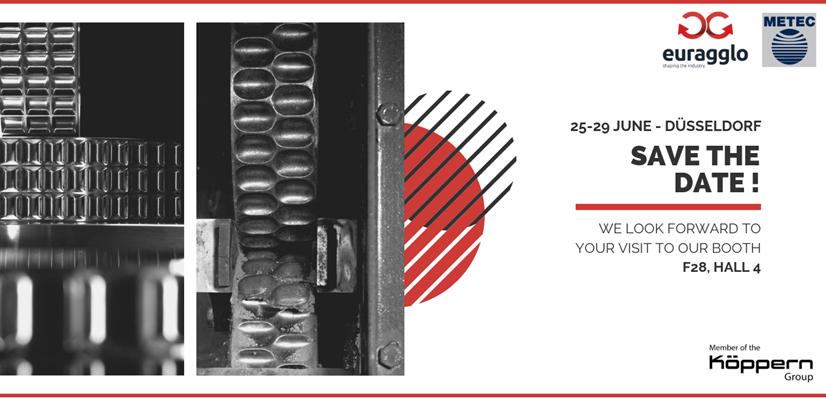 Eураггло присутствует на 10-й международной металлургической выставке МЕТЕК