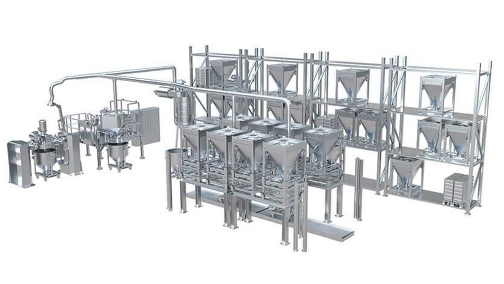 ADD-A-LOT многокомпонентная система обработки
