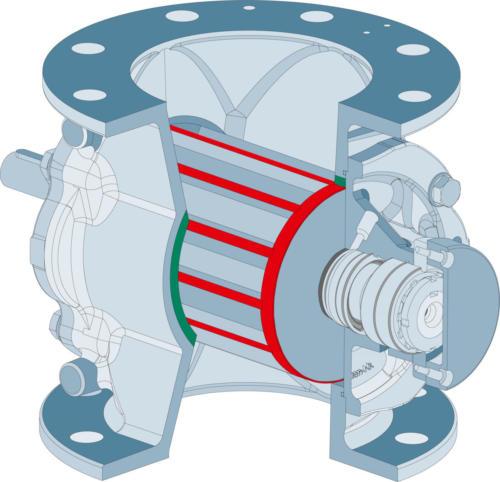 Minerals-rotary-valve-ZRC